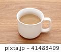 コーヒー ホット ホットコーヒーの写真 41483499