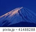 富士山 富士 夜明けの写真 41488288