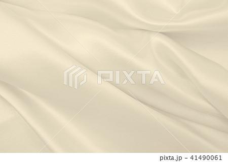 Smooth elegant golden silk or satin luxury cloth  41490061