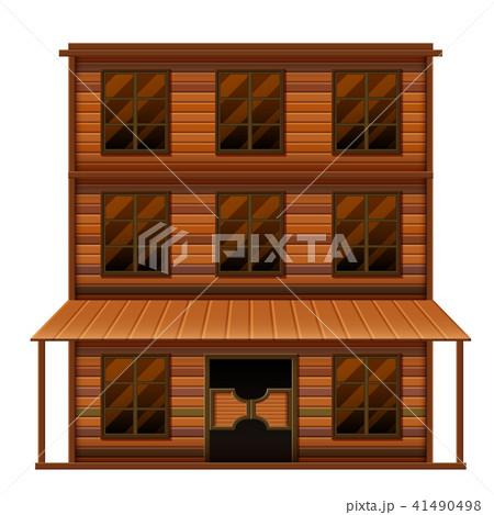 building in western styles 41490498