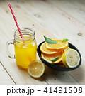 Orange Juice and Lemon Orange Leaves Citrus 41491508