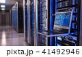 サーバー コンピュータ コンピューターのイラスト 41492946