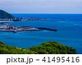 (神奈川県)披露山公園から眺める葉山マリーナ 41495416