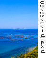 串の浜 風景 海の写真 41496460