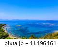 串の浜 風景 海の写真 41496461