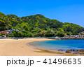浅子海水浴場 砂浜 ビーチの写真 41496635