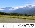 甲斐駒ケ岳 富士見高原 晴れの写真 41497372