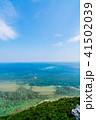 沖縄 晴れ コピースペースの写真 41502039