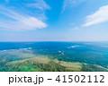 沖縄 晴れ コピースペースの写真 41502112