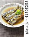 鰯の梅煮 煮魚 煮付けの写真 41505258