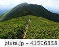 斜里岳 風景 山岳の写真 41506358