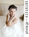 ポートレート 新婦 花嫁の写真 41516185