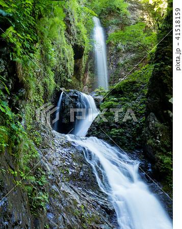 那須塩原市竜化の滝 41518159