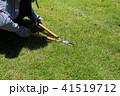 芝の刈込み 41519712
