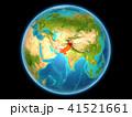 地球 パキスタン マップのイラスト 41521661