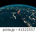 地球 イスラエル マップのイラスト 41522557