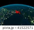 バングラディシュ 地球 マップのイラスト 41522571