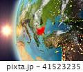 ブルガリア 地球 大地のイラスト 41523235
