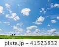 風景 空 青空の写真 41523832
