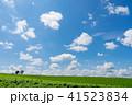 風景 空 青空の写真 41523834