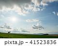風景 空 青空の写真 41523836