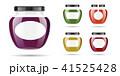 ジャム つぼ 壷のイラスト 41525428