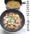 ソース焼きそば 麺と具材を別々に炒める(ベチャッとならない作り方) 41526394