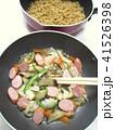 ソース焼きそば 麺と具材を別々に炒める(ベチャッとならない作り方) 41526398