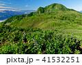 山 雨飾山 笹平の写真 41532251