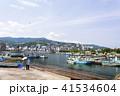 熱海港 漁港 漁船の写真 41534604