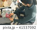 人物 女性 ライフスタイルの写真 41537092