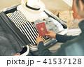 若い女性 旅 旅行の写真 41537128