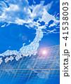 日本地図 41538003