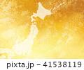 日本地図 41538119