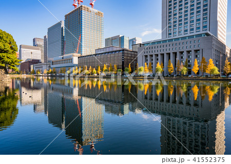 《東京都》丸の内・都市風景 41552375