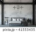 ベッドルーム 寝室 空間のイラスト 41553435