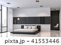 ベットルーム ベッドルーム 寝室のイラスト 41553446