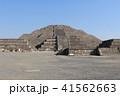 月のピラミッド ピラミッド テオティワカンの写真 41562663