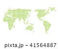 世界地図 41564887