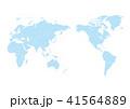 世界地図 41564889