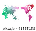 世界地図 41565158
