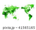 世界地図 41565165