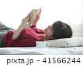 読書 女性 41566244