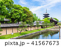 京都 東寺 五重塔の写真 41567673