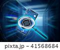 スマートフォン スマホ コアのイラスト 41568684