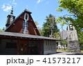 カトリック教会 軽井沢聖パウロカトリック教会 教会の写真 41573217