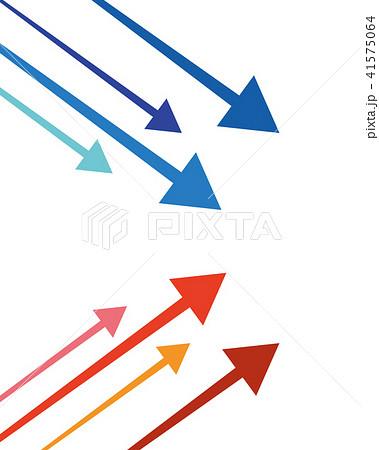 やじるしのイラスト素材 41575064 Pixta