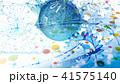 ビッグデータ 映像 デジタルのイラスト 41575140