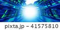 サーバー サーバーシステム データセンターのイラスト 41575810
