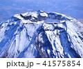 富士山 雪山 世界文化遺産の写真 41575854